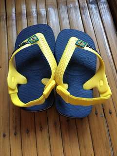 Havaianas slipper for baby