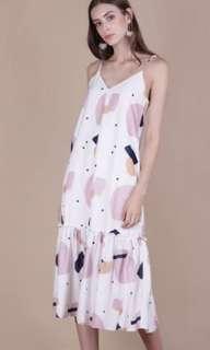 TTR Holly Dip Hem Dress
