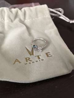 Arte Madrid ring brand new 介子