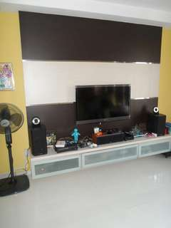 Whole unit for rental