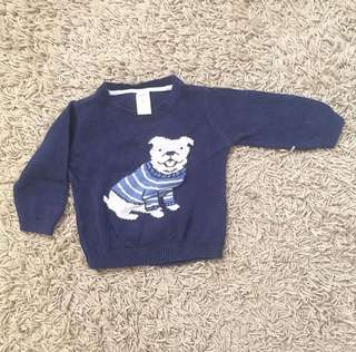 Carter's unisex sweater