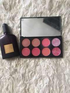 Authentic Revolution Ultra Blush Palette