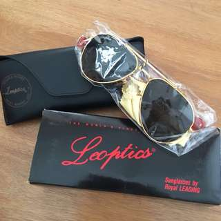 🚚 《全新》Leoptics 太陽眼鏡