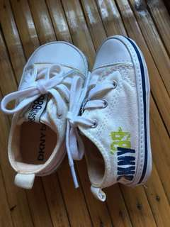 DKNY shoes for baby