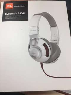 Brand New Authentic JBL Synchros S300i
