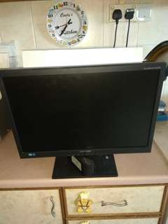 Samsung model S22A450BW monitor