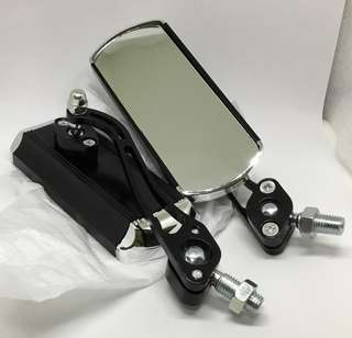 Rear View Mirror / Motorcycle/ eScooter /eBike/ Bicycle Side Mirror side mirror
