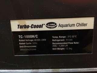 魚缸水冷機turbo coool