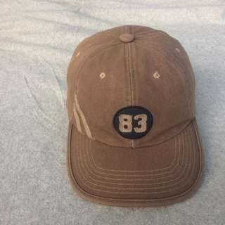 TBJ JEANS OUTDOOR CAP DRILL BROWN NUMBER 83
