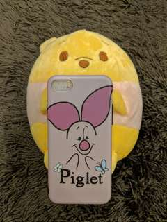 Piglet iPhone X iPhone 8 case / cover