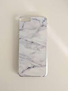 Free iPhone 6/6s Hard Marble Case
