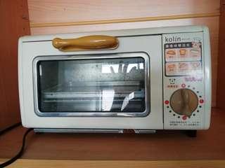 🚚 歌林電烤箱