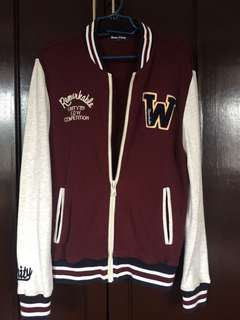 Henus Edwin Baseball Jacket