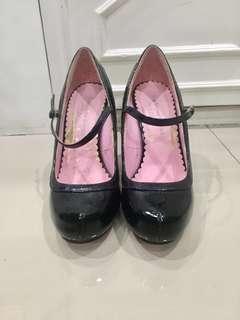 Leg Avenue Shoes Black heels