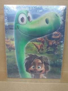 Disney The Good Dinosaur 相簿一本,可放200張桐