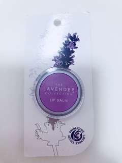 The Lavender Collection Lip Balm