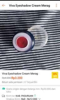 Free Viva cream shadow