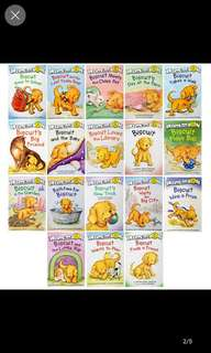 I Can Read - Biscuit Book Set (18 Books)