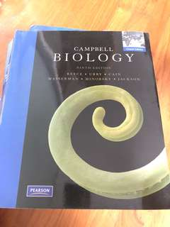 Campbell Biology Ninth Edition