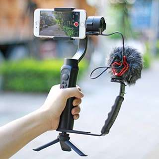 Ulanzi Universal Mini Tripod Stand for Smartphone Stabilizer (READY STOCK)!!