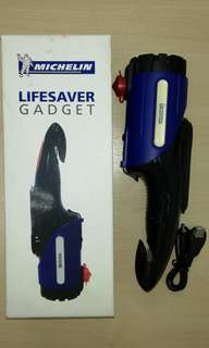 Life Saver Gadget@Michelin