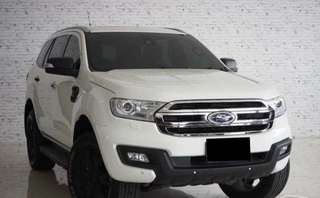 Ford Everest 3.2L Scrap