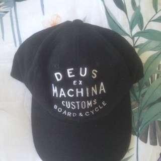 Topi Deus Ex Machina