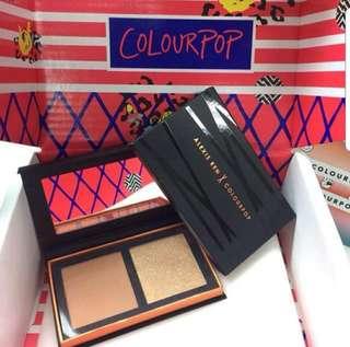 Colourpop Topaz Pressed Powder Fave Duo