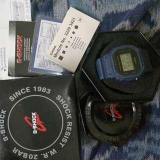 Jam Tangan g-Shock DW5300