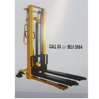 BRAND NEW Manual or Semi-automated stacker