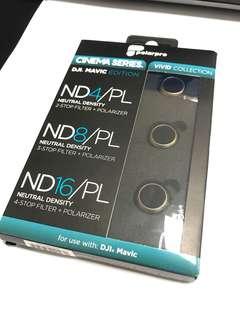 Brand new Mavic Pro Filter Set Polar Pro Vivid Collection 3-Pack (ND4/PL, ND8/PL, ND16/PL)