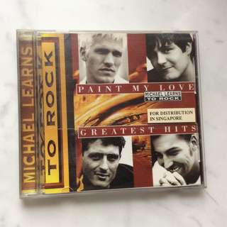 Michael Learns to Rock Paint my Love Greatest Hits Cd Album