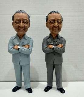 Dr.Mahatir 18cm resin only 100pcs made