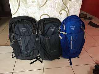 Backpack Osprey Daylite Plus