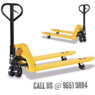 Hand Pallet Truck (Electric/Manual)