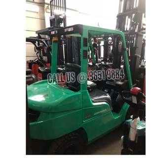 DIESEL Forklift for sale (New/Used)