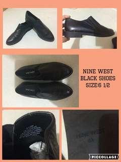 Repriced! Nine West Black Shoes