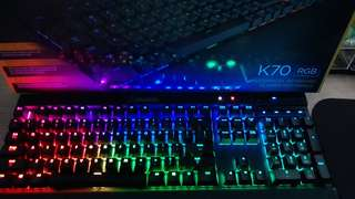 Corsair K70 RGB Mx brown