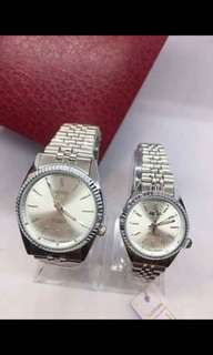 New Seiko Couple Japan Waterproof