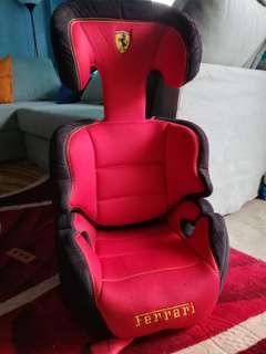 Ferrari Toddler Car seat