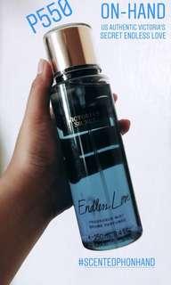 Victoria's Secret ENDLESS LOVE CLASSIC EDITION Fragrance Mist