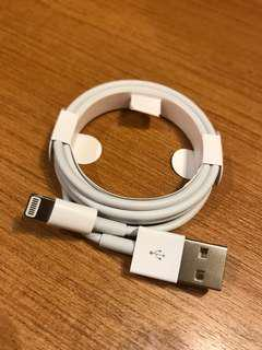 iPhone 5,6,7,8plus X Lightning Cable Orig