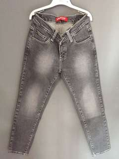 Jeans logo preloved
