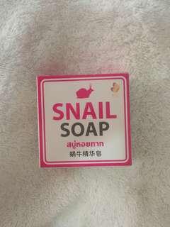 Snail Soap (Whitening)