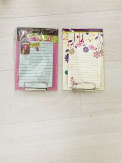 $1 Notepads