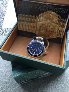 Rolex Submariner 16613 (w series) Tritium Dial