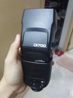 Nissin Di700 flash for nikon