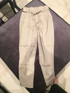 H&M Cream Pants