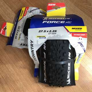 Michelin Force XC 650B (pair)