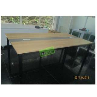 CT-4701 CONFERENCE TABLE WITH WIRE MANAGEMENT--KHOMI